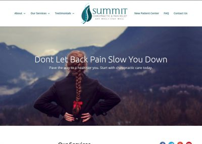 Summit Chiropractic Care