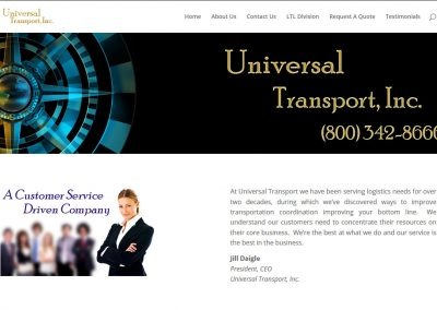 Universal Transport Logistics